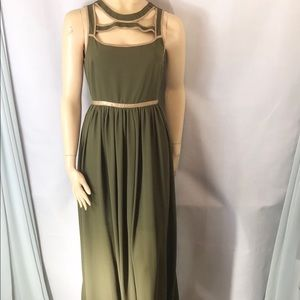 Urban Outfitters Staring at Stars formal dress sz4